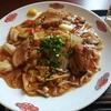 【五目あんかけ焼きそば】高坂レストラン不動のNO.1メニュー。角煮のトロっとした食感にリピーター続出中。 1,080円(税込)
