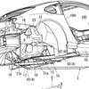 マツダ 新たな特許を出願 RX7後継モデルか