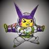 Buzz Lightyear x Pikachu