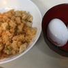 卵かけオムライスの作り方