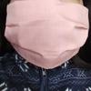 マスク作ってみました