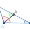 第1巻命題18 三角形の大きい辺は大きい角に対する