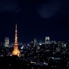 【画像に合わせるBGMシリーズ#1】東京タワーと夜景をイメージしたオリジナル曲『10:10 PM』