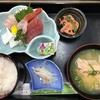 滋賀県東近江市「ショッパー桜川」のランチを再び食べてきた-今回は「お造り定食4種盛り」を食べてきました-