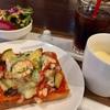 ピザトーストおすすめ!@muromachi cafe 3+5