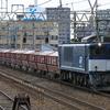 2/4 EF64広島更新色の赤ホキを撮る