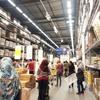 【マレーシア海外生活vol.4】マレーシアで買い物!IKEAに行ってきた!