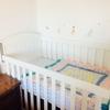 『出産準備』ベビーベッドと夜の授乳スペース