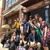 「若者から学びと刺激」こんな感じの「日本人20歳前後/団体」も多い。一軒家貸切/各部屋&露天風呂天然温泉付き/簡易宿所/熱海温泉ハウス