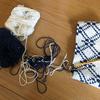 【かぎ針あみ】かぎ針で編む和柄に挑戦中!