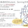 完全大血管転位症(TGA:) いにしえの手術:心房内血流転換術Mustard、Senning手術 ~ 疾患16