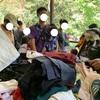 マレーシアのとある村での衣類問題