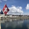 スイスバーゼルの街を散策