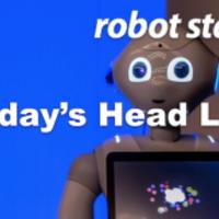 ロボットのアンテナ