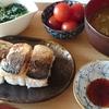 焼き鯖寿司定食