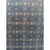 着物生地(395)変わり格子模様織り出し手織り真綿紬