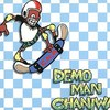 1st 7ep+3曲を収録した東京90's FUN SKATE HARDCORE初期名作!CHANIWA「DEMO MAN」
