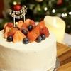 日本のケーキが作れる♪ クリスマスケーキのワークショップに初参加