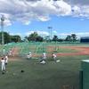 東洋大学野球部の練習見学に行きました!