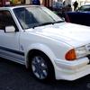 幻の限定版ドリフト車!1985年型フォード・エスコートRSターボ