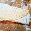 食費節約【1食7円】手打ちほうとうレシピ~ズボラ向け冷凍OKコスパ最強の中力粉麺~