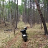 F700GSで林道を走るということ