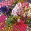 香り豊かな花たち