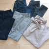少ない服で過ごすコツ:UNIQLOの極暖なら、年中同じパンツで過ごせる