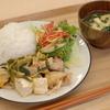 豚と豆腐のチゲ