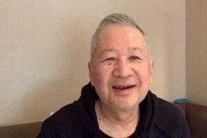 木村和司、初のオンライン取材 「もう一回監督をやらないけん」