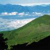 網笠山トレッキング