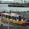 中川運河水上バス「クルーズ名古屋」とささしまライブ 24 地区地域冷暖房施設見学(^^♪ 林ゼミ 課外学習