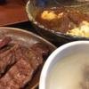 【品川駅】牛タン圭助 牛タン&タンシチューセット定食