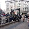 ロンドン一人旅 2日目大英博物館前にトイレ探し