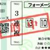 【アハルテケステークス2019予想‼】