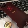 [ま]りんごドットがかっこいい iPhone 7 Plus 用 abicase が届きました/本体はいつになるやら... @kun_maa
