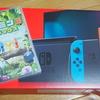 【日常】おうち時間のために、遂に『任天堂Switch』を購入しました!!#266点目