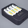 単3単4充電池を「USB充電できる充電器」がとても便利でオススメ!
