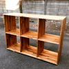 【DIY】誰でもできる!簡単でシンプルな格子の棚をDIYしてみた!