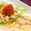 【乙部町】キッチンcafe のどか|海を味わう、濃厚うにクリームパスタ