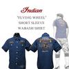 インディアンモトサイクル/INDIANMOTOCYCLE × ウォバッシュワークシャツ × 限定品です