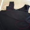 黒い服についたファンデの簡単な落とし方