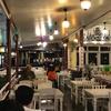 チャオプラヤー川の夜景を眺めながら『Steve CAFE&CUISINE』