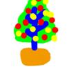 お家で楽しむ卓上クリスマスツリー!キラキラと輝くイルミネーションが可愛い!