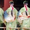 【鎌倉いいね】Youtube更新。鶴岡八幡宮神幸祭の八乙女の八乙女舞と。