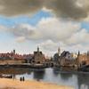 ヨハネス・フェルメール《デルフトの眺望》