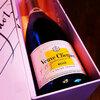Xmasの夜はシャンパンで乾杯♪<おうちクリスマス>