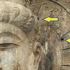 洛陽龍門石窟の奉先寺廬舎那仏はスズメの住みかでした<国慶節旅行2泊3日④>