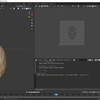 Blender2.8で利用可能なpythonスクリプトを作る その39(UVマップの拡大縮小)