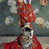睡蓮の画家モネの妻